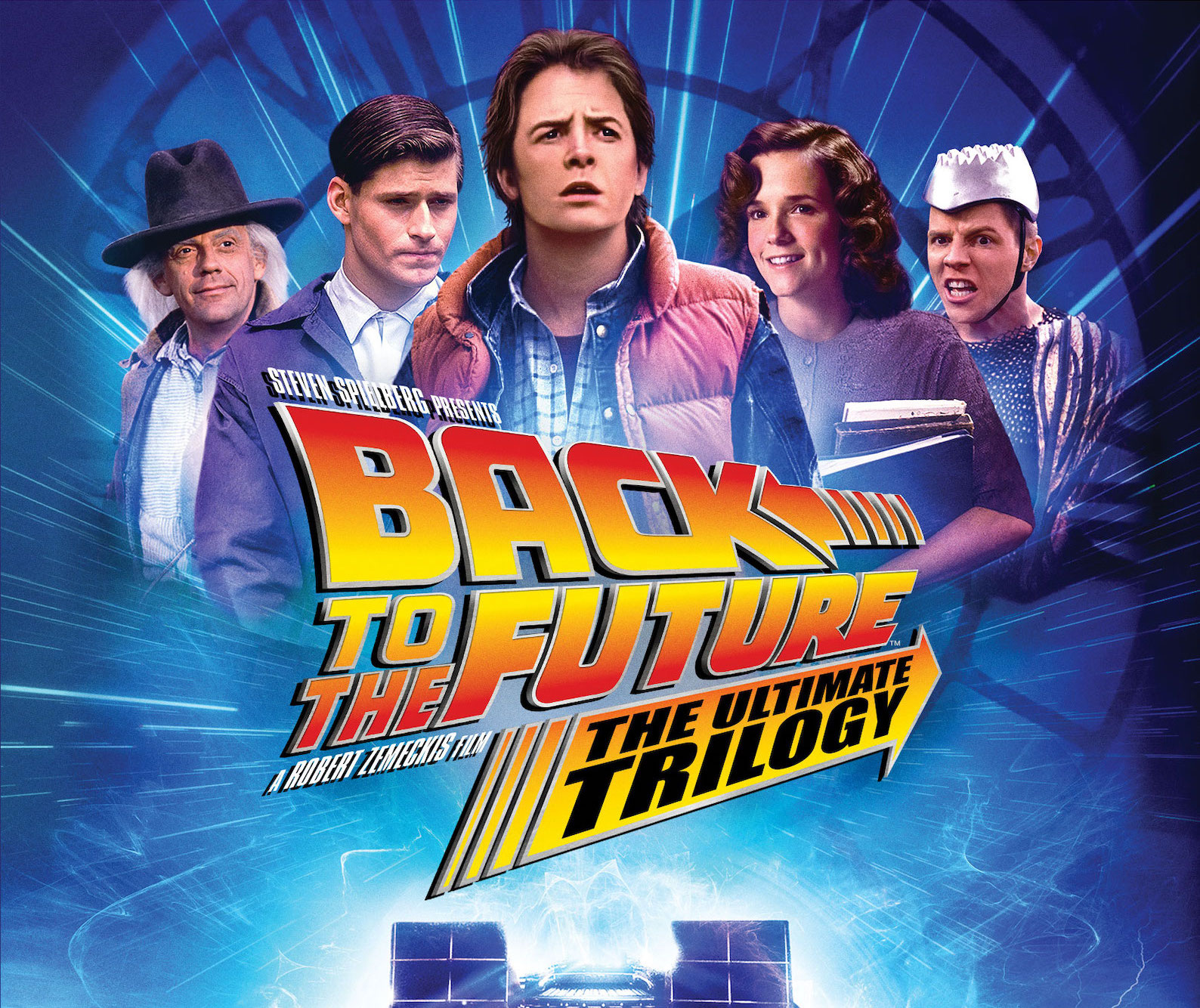 'Back to the Future: The Ultimate Trilogy' review