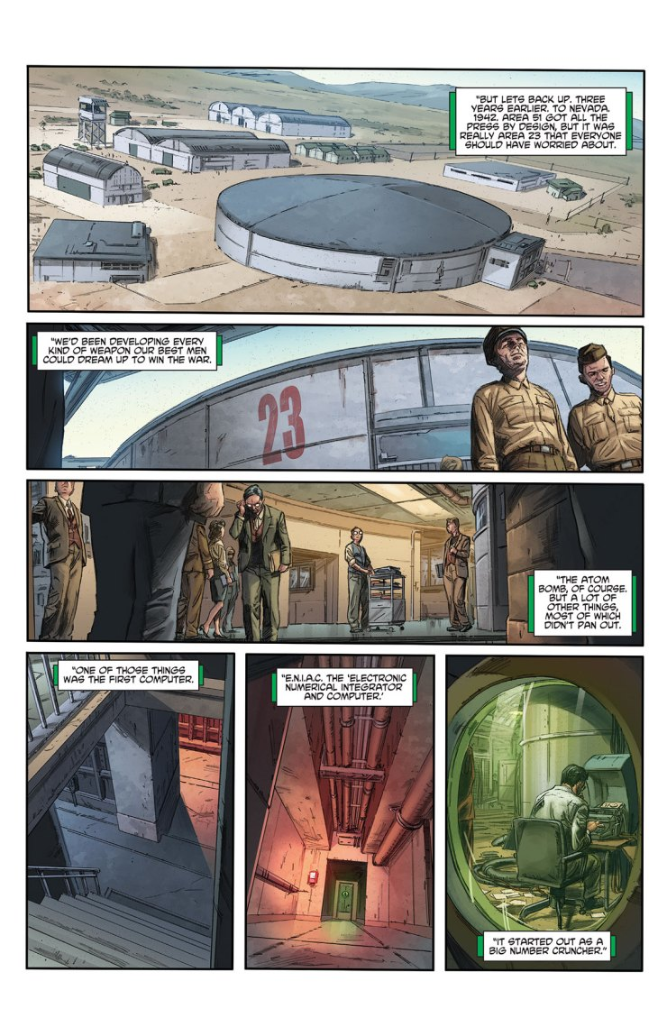 Bad Idea First Look: ENIAC #1