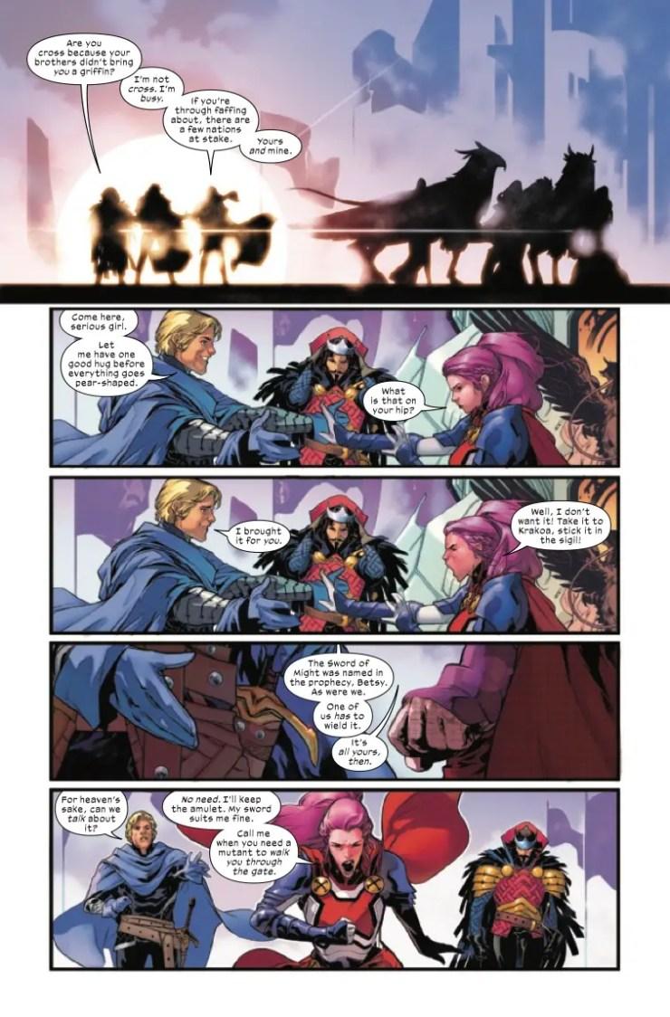 Excalibur #13