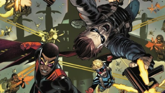 Marvel Preview: Falcon & Winter Soldier #4