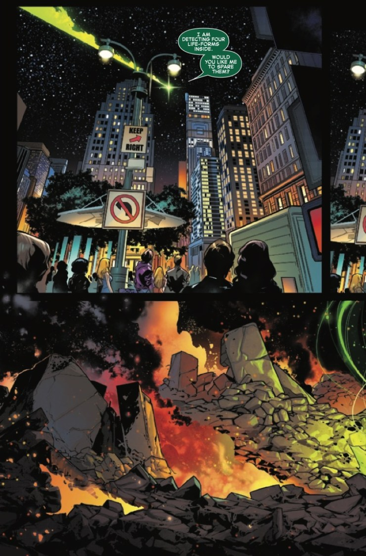 Marvel Preview: Fantastic Four #25