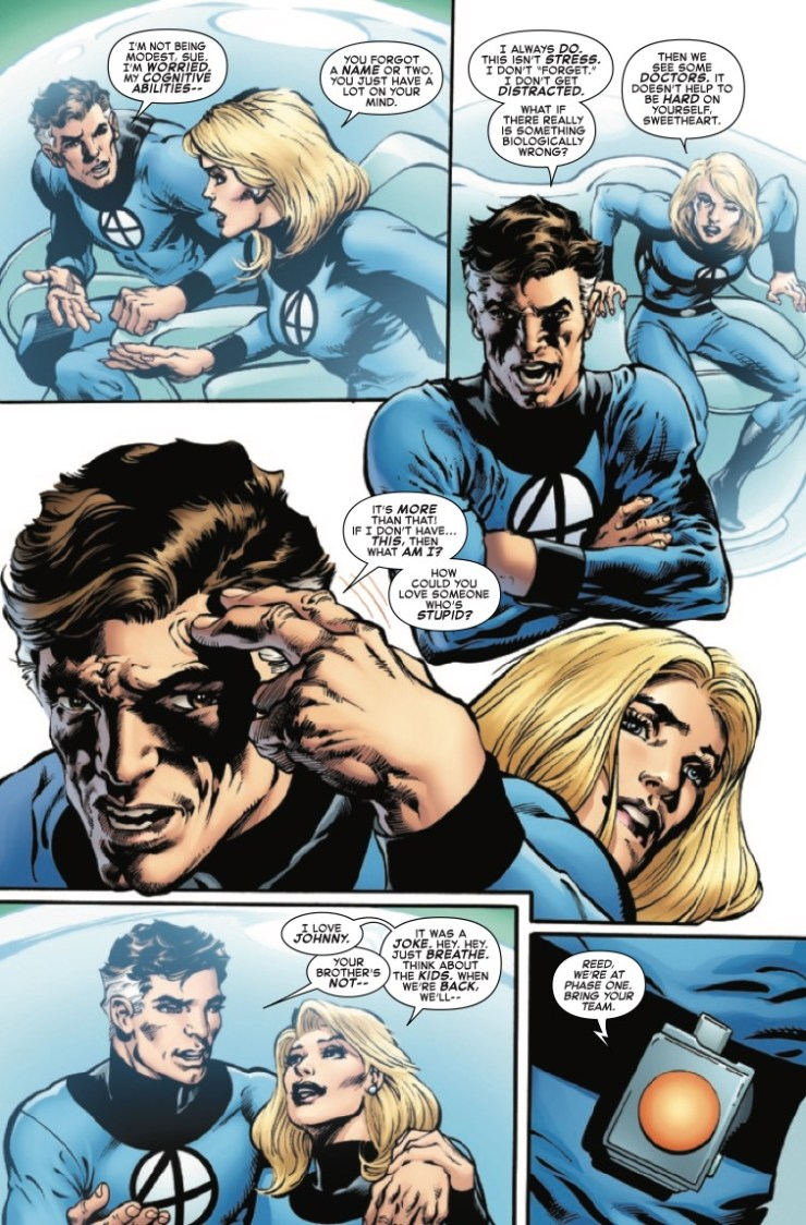 Marvel Preview: Fantastic Four: Antithesis #3
