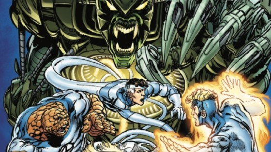 Marvel Preview: Fantastic Four: Antithesis #3