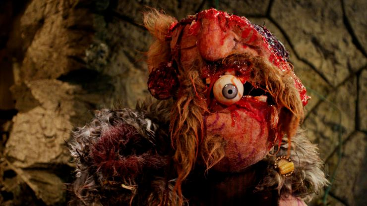 [Nightstream] 'Frank & Zed' review: All puppet horror movie is a sight for sore eyes