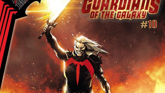 Spartax is Knull's next target – and the GUARDIANS OF THE GALAXY can't save it alone.
