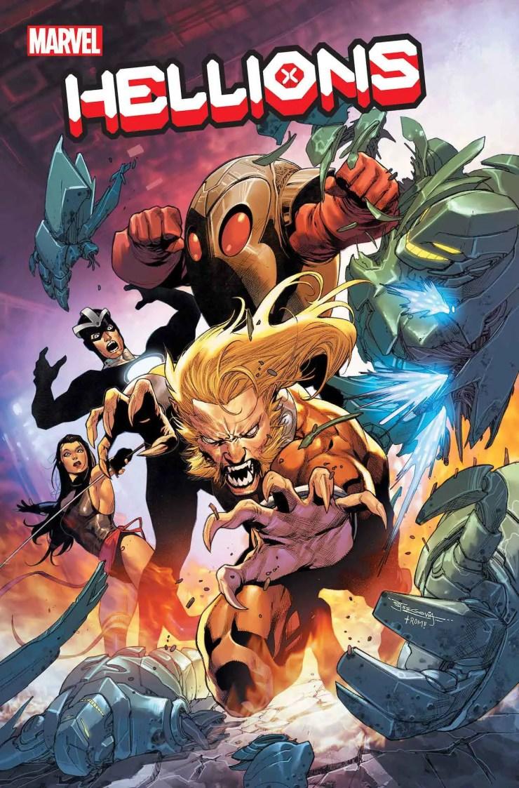 January 2021 Marvel Comics Solicitations