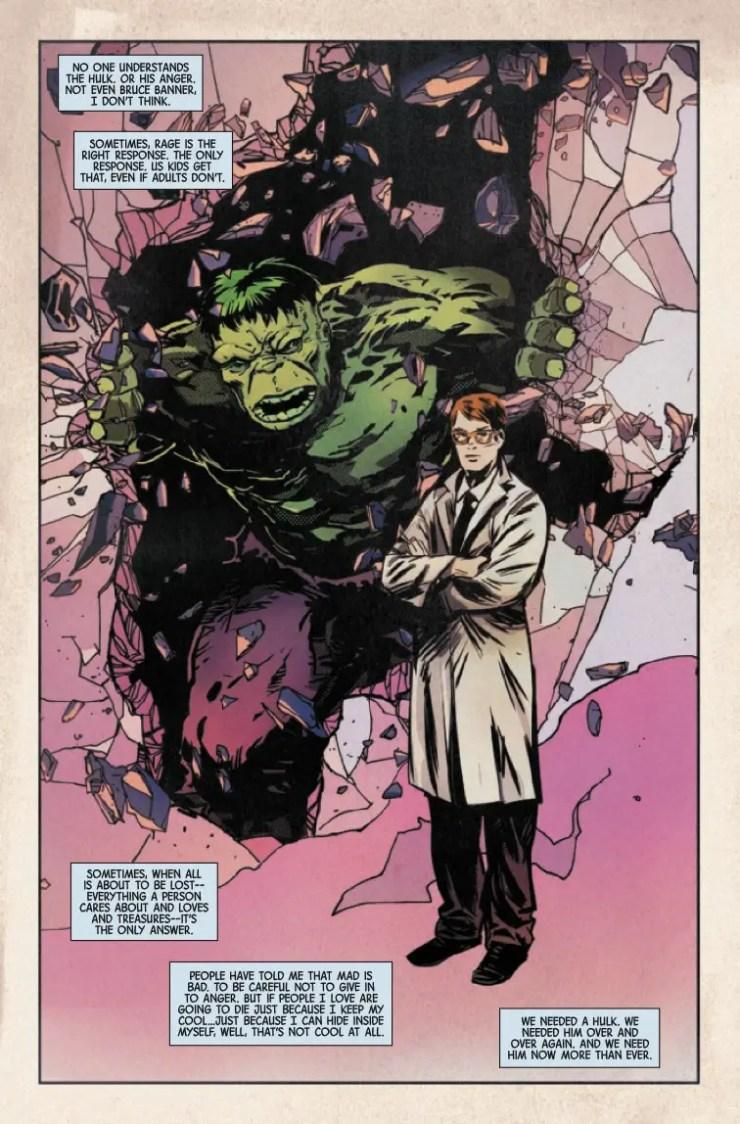 Marvel Preview: Marvels X #6
