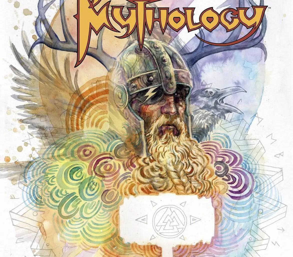 'Norse Mythology' #1 review