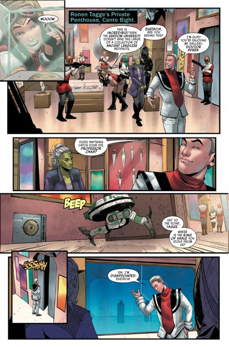 Marvel Preview: Star Wars: Doctor Aphra #5