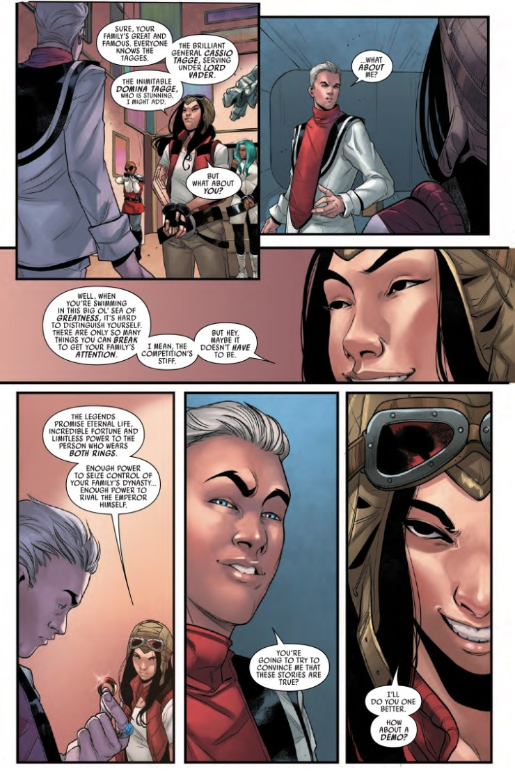 Star Wars: Doctor Aphra #5
