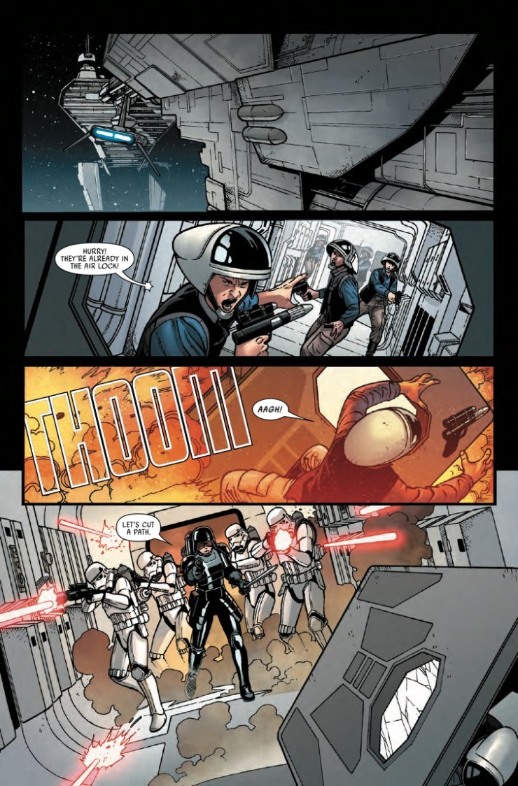 Marvel Preview: Star Wars: #8