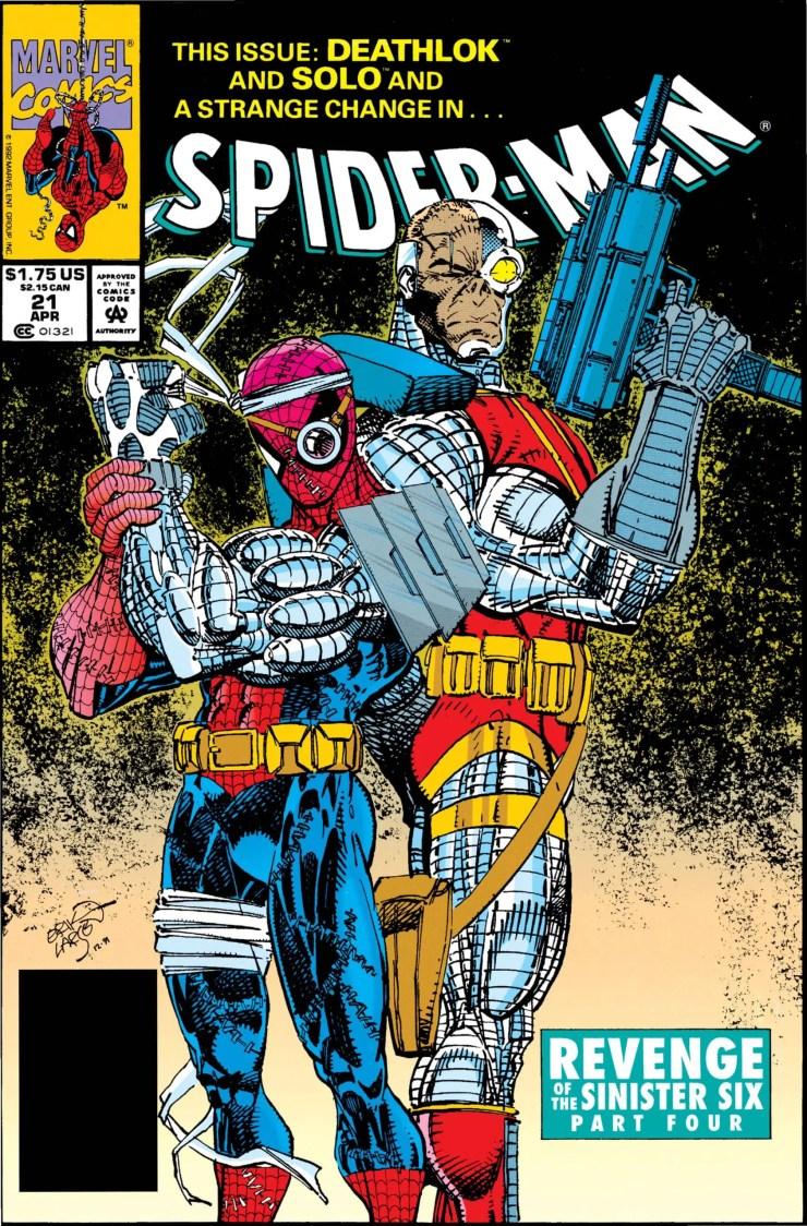 Cybor Spider-Man