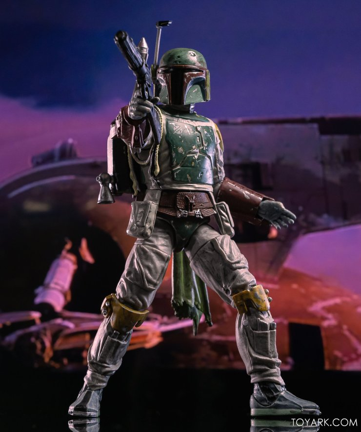 Star Wars Select Boba Fett 2