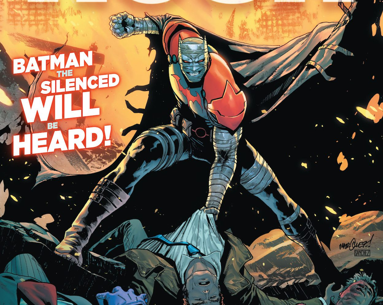 'Tales from the Dark Multiverse: Batman: Hush #1' review