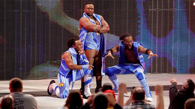 SmackDown The New Day