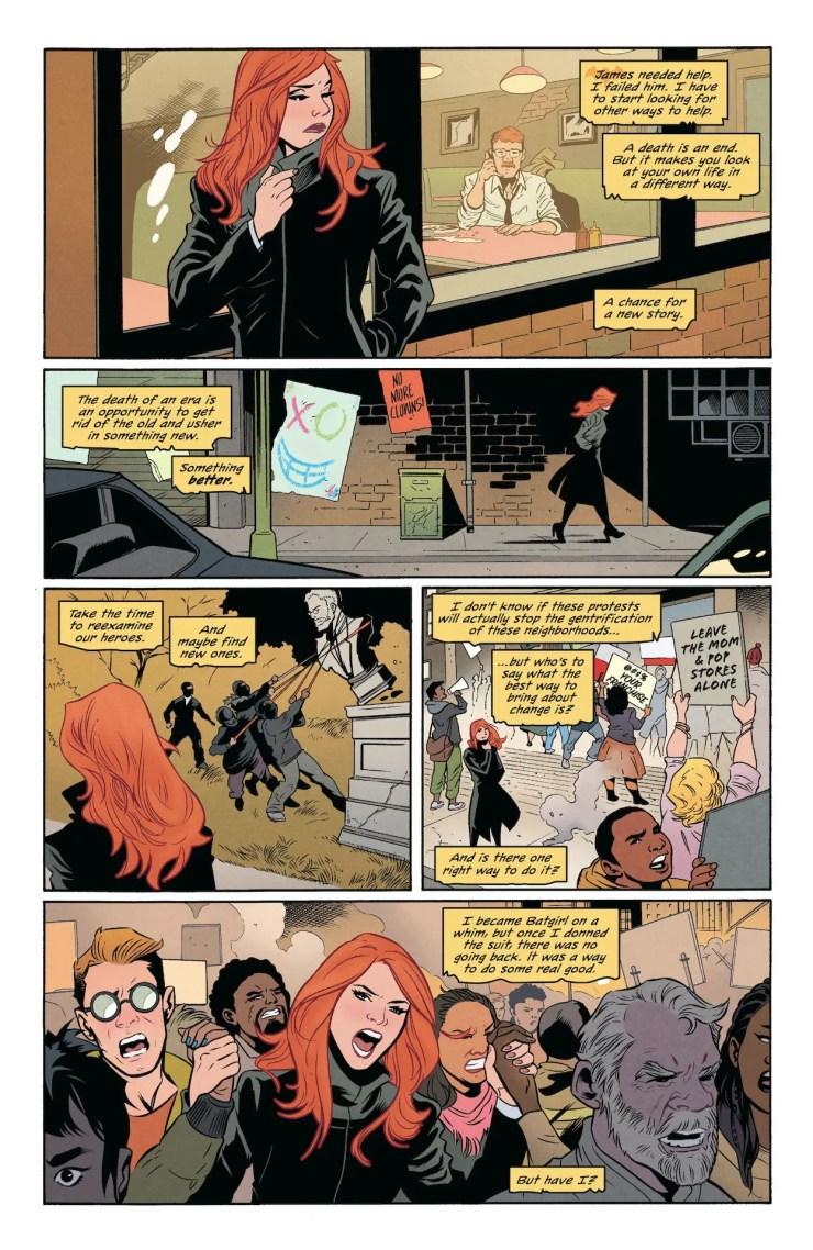 DC Preview: Batgirl #50