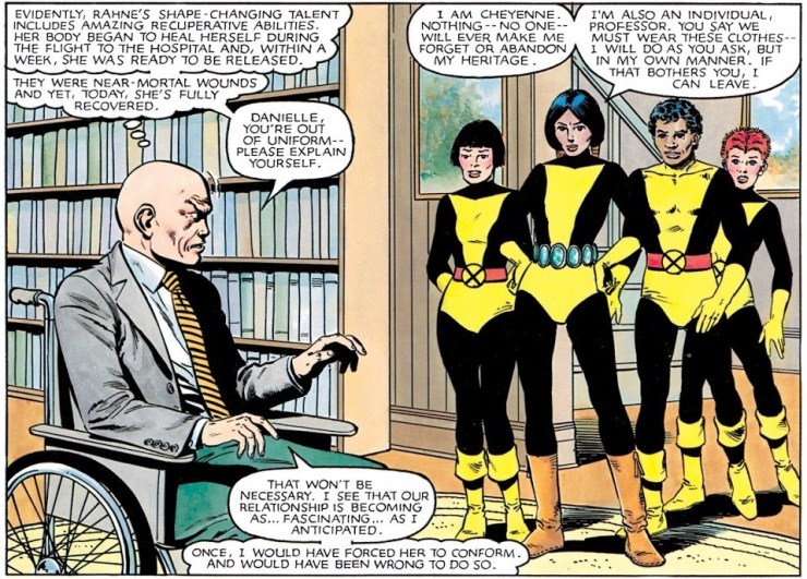 X-Men Monday #80 - Darcie Little Badger Answers Your Dani Moonstar Questions