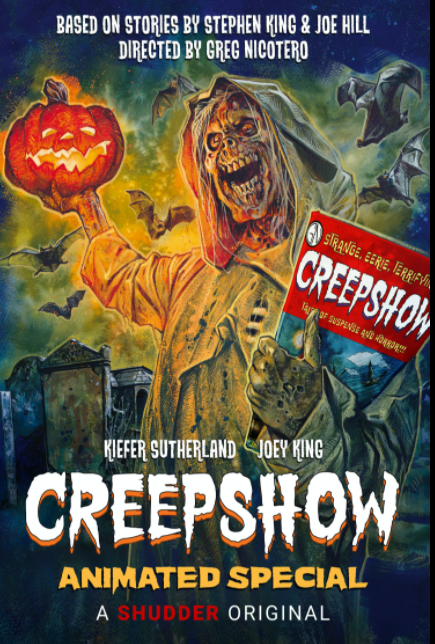 Watch: 'A Creepshow Animated Special' trailer