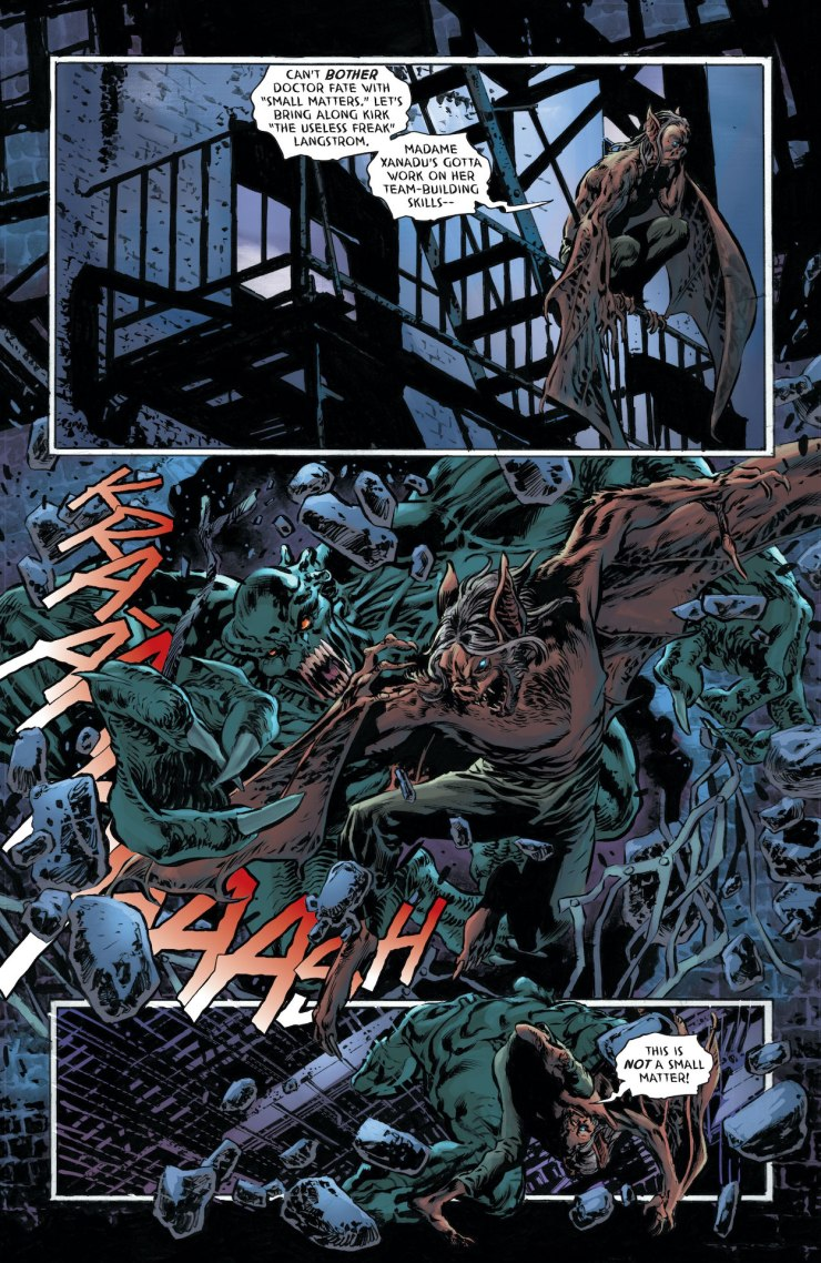 DC Preview: DC: The Doomed and the Damned #1
