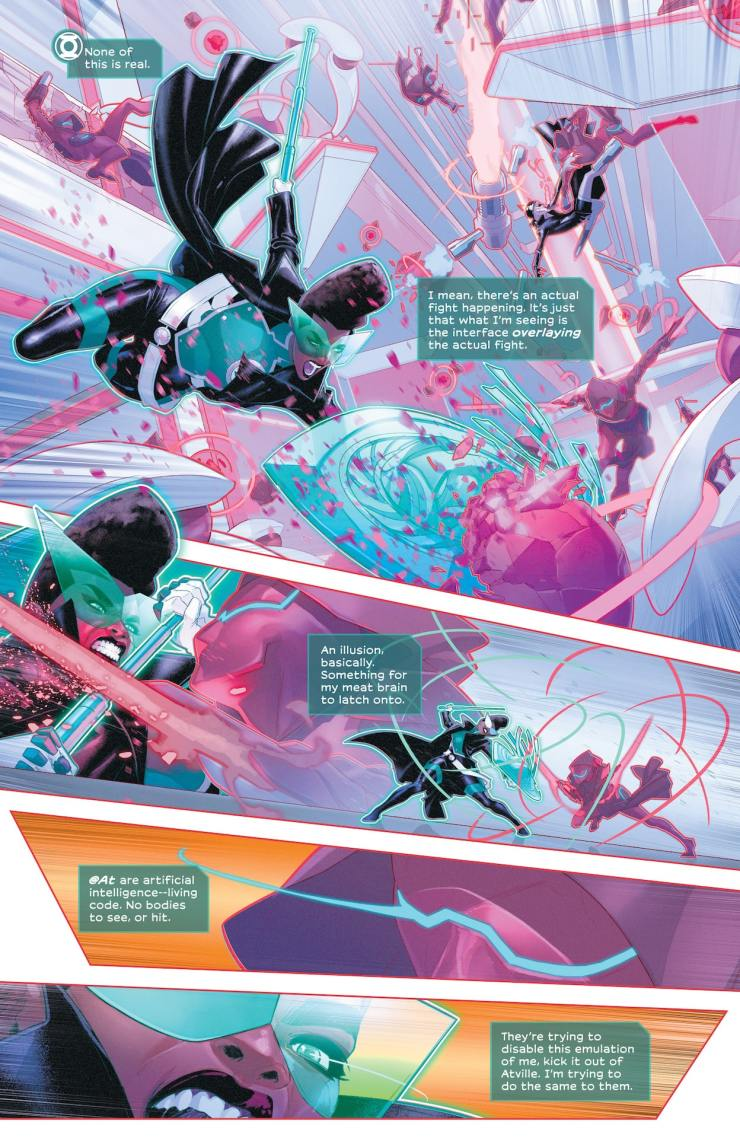 DC Preview: Far Sector #8