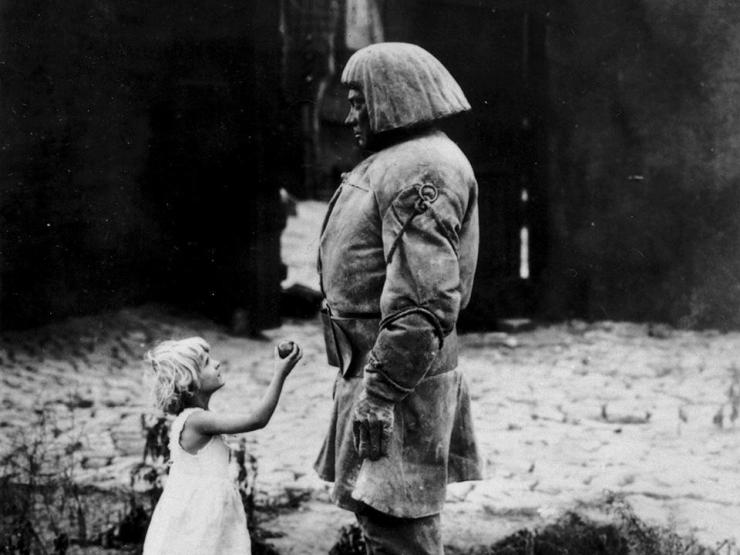 Celebrating 100 years of 'The Golem'