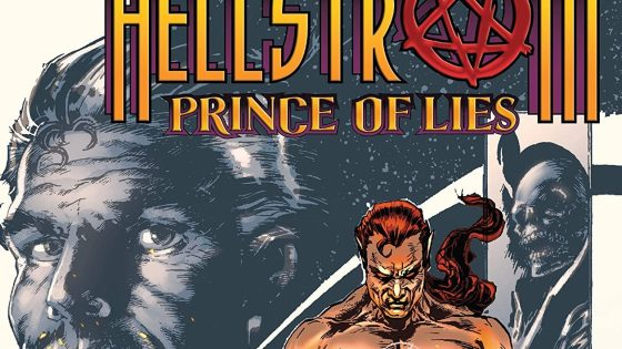 'Hellstrom: Prince of Lies' review: let's give the devil his due