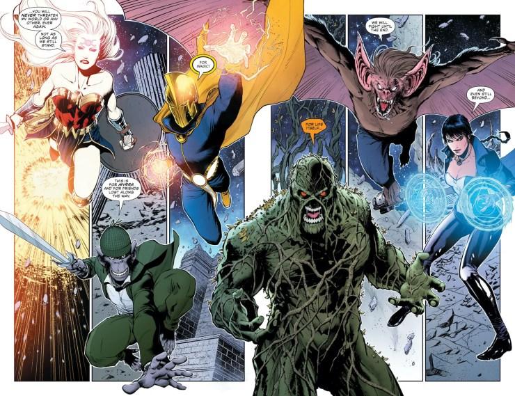 Justice League Dark #27