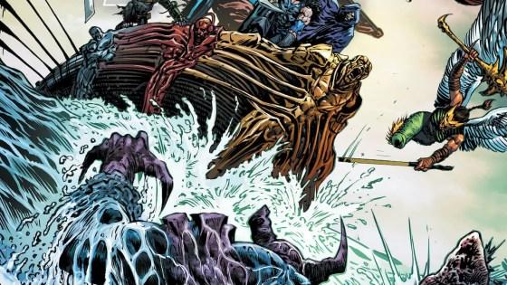DC Preview: Justice League #55