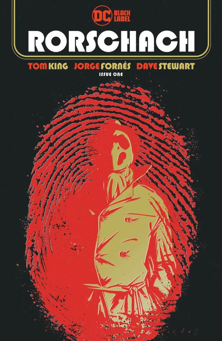 DC Preview: Rorschach #1
