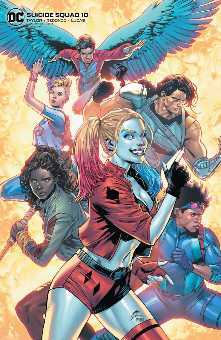 DC Preview: Suicide Squad #10