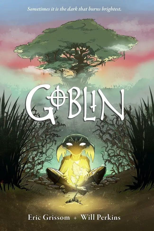 Dark Horse announces middle-grade graphic novel 'Goblin'