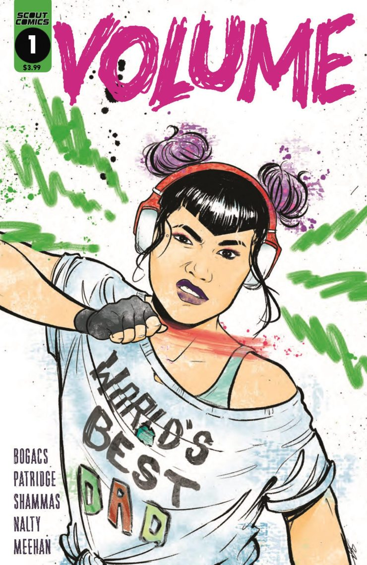 Volume Scout Comics