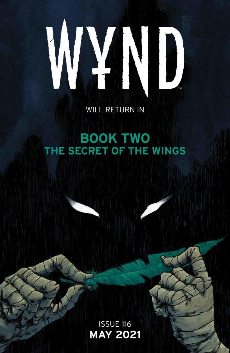 Wynd BOOM! Studios Book 2