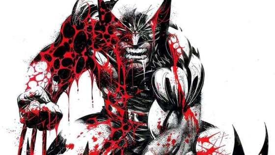 EXCLUSIVE Marvel Preview: Wolverine: Black, White & Blood #1