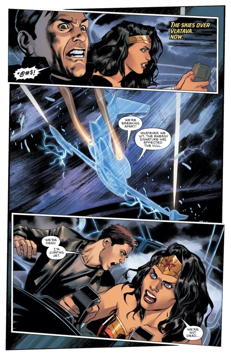 DC Preview: Wonder Woman #765