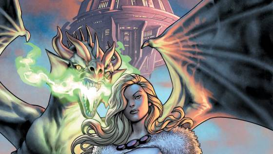 Marvel First Look: X of Swords: Stasis #1 variant cover features Saturnyne