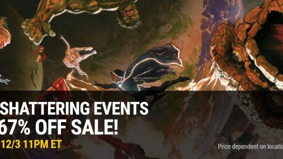 ComiXology offering massive Black Friday sale off Marvel Comics' event comics series