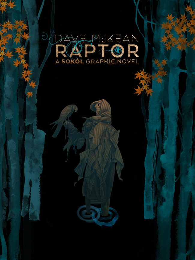 Dave McKean's 'Raptor' to be published at Dark Horse