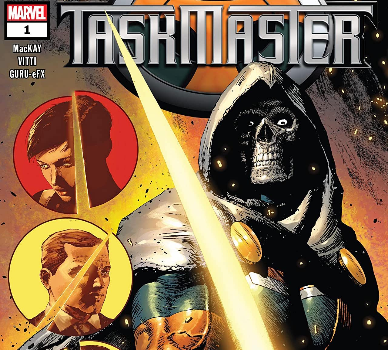 'Taskmaster' #1 review