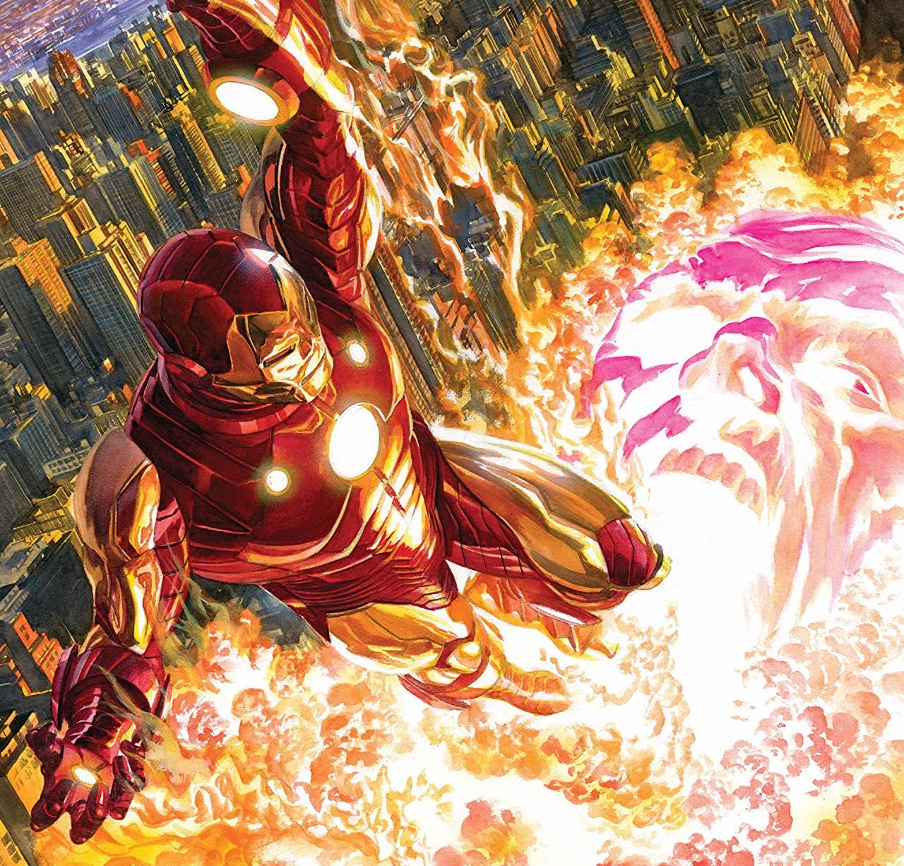 'Iron Man' #3 review