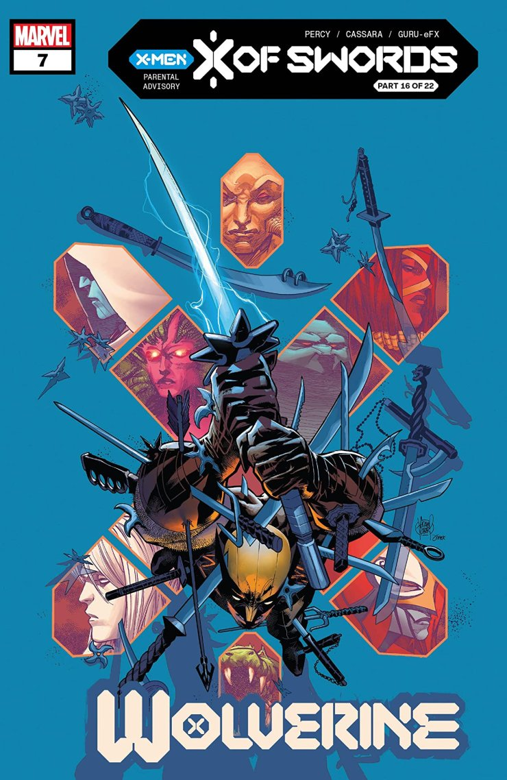 EXCLUSIVE Marvel Preview: Wolverine #7