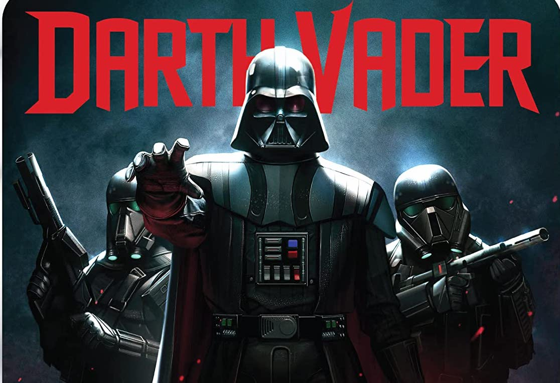 Star Wars: Darth Vader Vol. 1: Dark Heart of the Sith