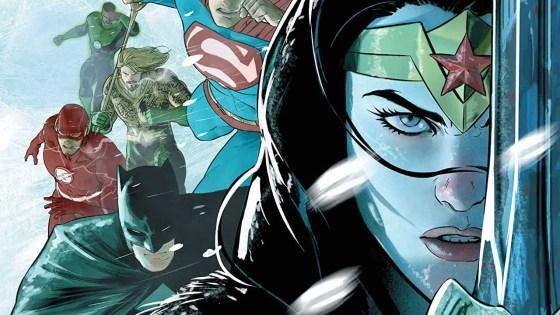 'Justice League: Endless Winter' #1 review