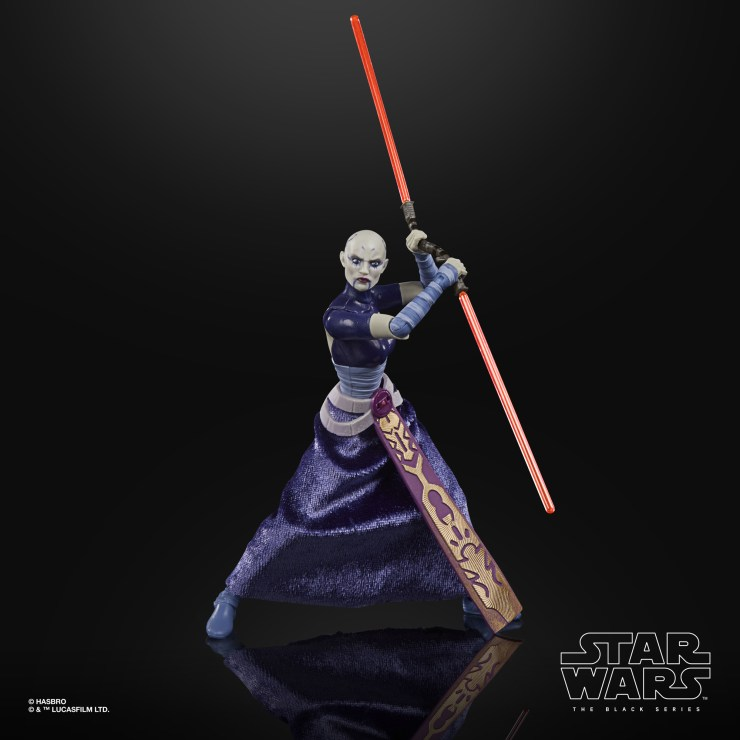 Star Wars Black Series Asajj Ventress