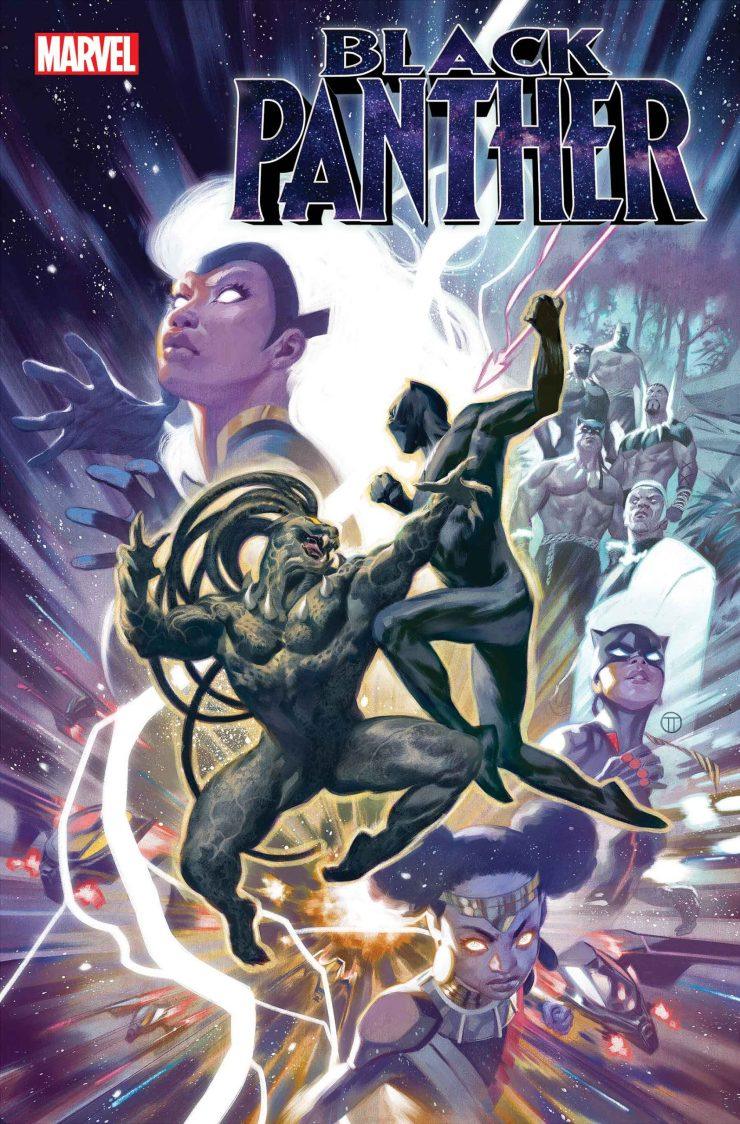 Black Panther #23 marvel comics