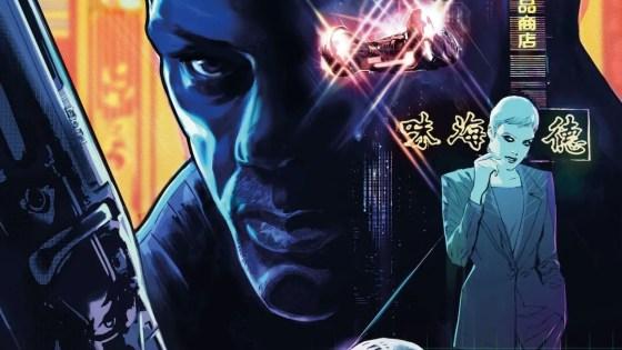 Titan Preview: Blade Runner Origins #1