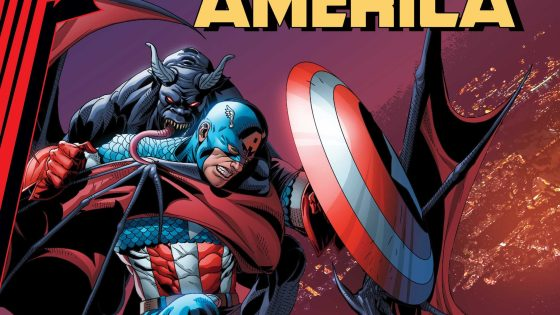 EXCLUSIVE Marvel First Look: King in Black: Captain America #1