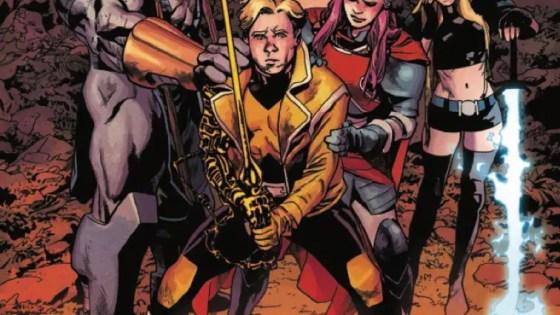 Marvel Preview: Excalibur #14