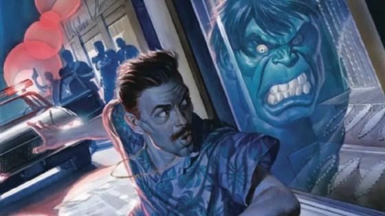 Marvel Preview: Immortal Hulk #40