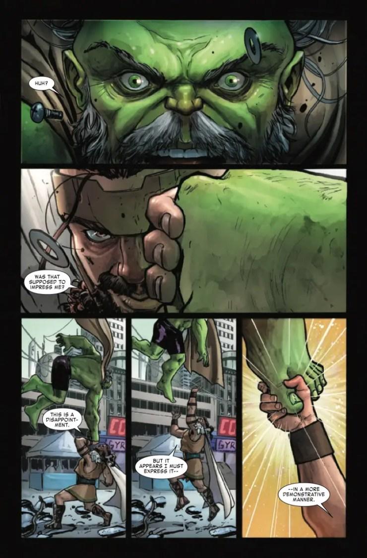 Marvel Preview: Maestro #4